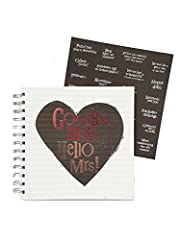 Idea Regalo - Il nuovo Bright Side Goodbye Miss Hello Mrs hen-do addio al nubilato party