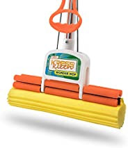 KRESS Kleen Wonder Mop, 8282_Orange, Orange