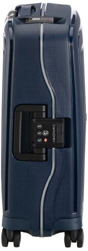 Samsonite Koffer Handgepäckkoffer S'cure Dlx Spinner 55/20, 55 cm, 34 Liter, midnight blue, 50919-1549 - 3