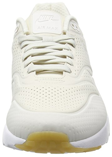 Nike Air Max 1 Ultra Moire, Chaussures de Sport Homme Beige (Phantom/Phantom/White/White/Gym Yellow)