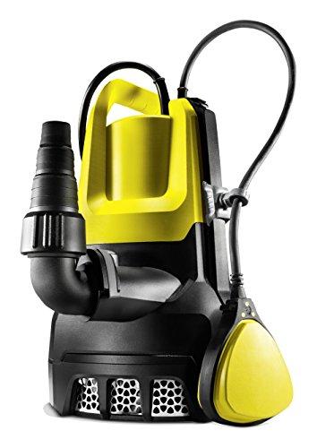 Produktabbildung von Kärcher 1.645-506.0 Entwässerungspumpe (SP 7 Dirt Inox) mehrfarbig
