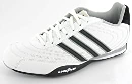 adidas Goodyear Street, Sneaker donna nero nero [TOP] bianco Size: 48 2