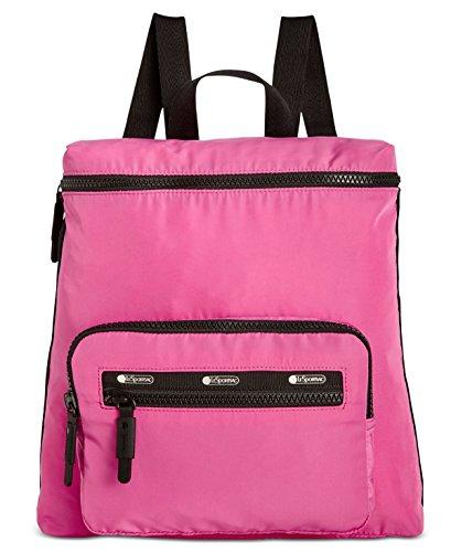 lesportsac-bolso-mochila-para-mujer-rosa-snap-dragon