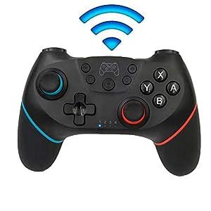 LSXX Schalter Wireless-Controller Schock Host-Spiele Fernbedienung Bluetooth Handy-Game-Controller eingebaute Batterie
