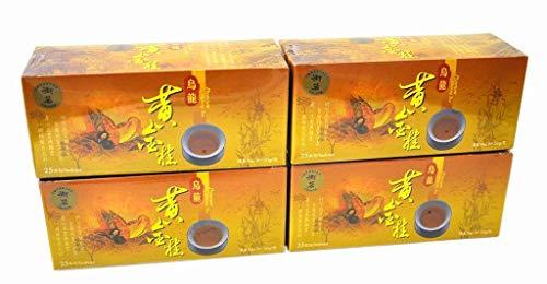 WuYi Oolong Wulong Slimming Tea - 100 Teabags 60 Days Supply - UK Stock