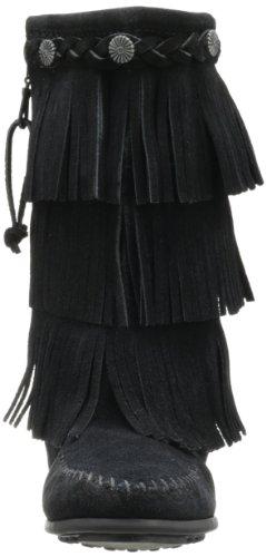 Minnetonka - Scarpa, , taglia Nero (Black)
