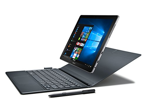 "Price comparison product image Samsung Galaxy Book 12"" 128GB / 4GB RAM / 7th Gen Intel® Core™ i5-7200 processor / Windows 2-in-1 PC (Wi-Fi Tablet)"