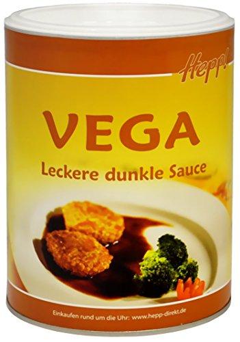 Hepp GmbH & Co KG - Vega-Fix - Dunkle Sauce 1000 GR