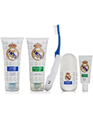 Telic Real Madrid - Neceser unisex, color blanco, talla MISC