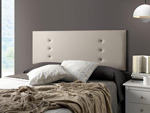Marckonfort - Ibiza Kopfteil für Bett, 160 X 55 Taupe