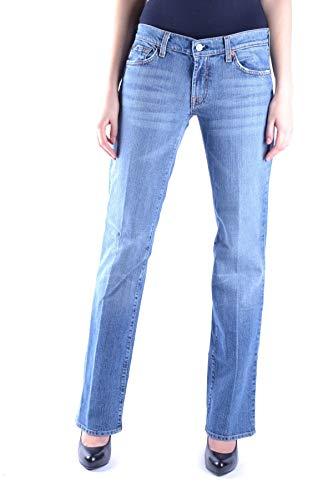 7 For All Mankind Luxury Fashion Damen MCBI13241 Blau Jeans | Jahreszeit Outlet