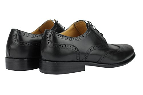 Xposed , Chaussures à lacets homme Noir - noir