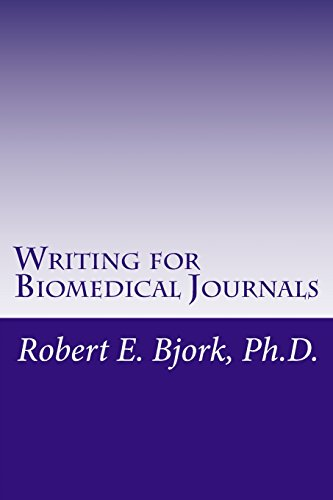 Writing for Biomedical Journals
