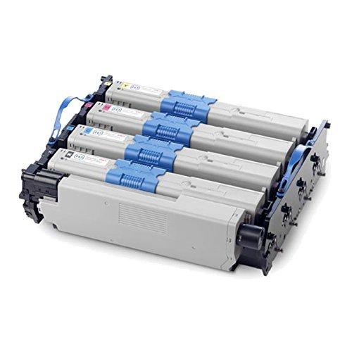 OKI Bildtrommel-Kit 30k/20k Seiten (K/CMY) MC352/MC362/MC562 - Trommel-kit