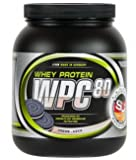 S.U. WPC-80, Whey Concentrate, 1000g (Creme-Keks)