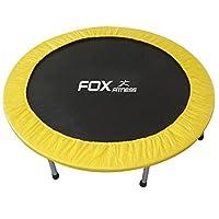 """Fox Fitness Shd-50 Trambolin 50"""" Oxford Kumaşlı - Sarı, Unisex, Sarı/Siyah, Tek Beden"""