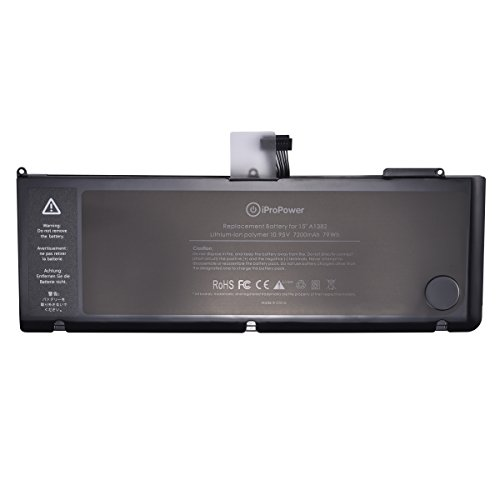 iProPower A1382 Batería para Apple Macbook Pro 15 inch segunda mano  Se entrega en toda España