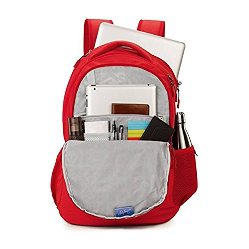 2dcd2ff2fd 29% OFF on Skybags Lazer 02 Red Laptop Backpack on Amazon ...
