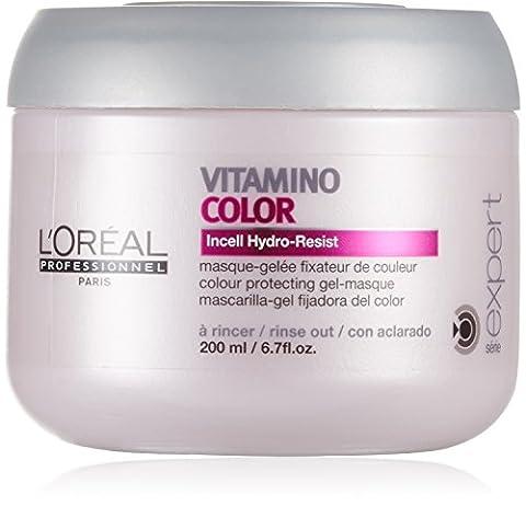 L'Oréal Professionnel Masque-Gelée Fixateur de Couleur 200 ml