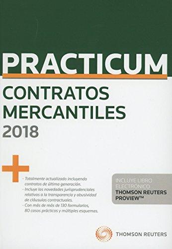 Practicum Contratos Mercantiles 2018 (Papel + e-book)