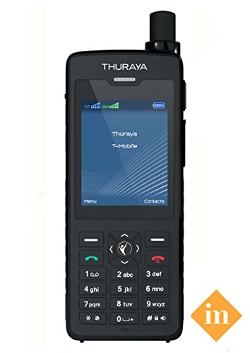 Téléphone Satellite Thuraya XT-Pro Dual by intermatica