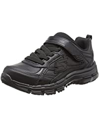 Skechers Jungen Nitrate-Microblast Sneaker