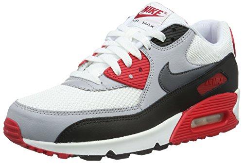 Nike Herren Air Max 90 Essential Sneakers, Mehrfarbig