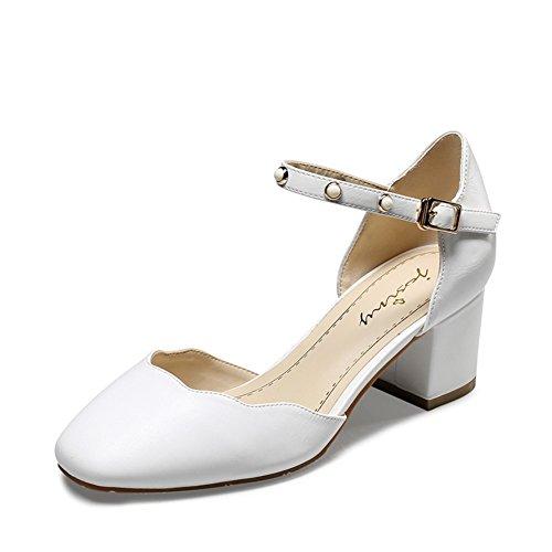 Summer Hundred Sandal/Solid Color Heels A