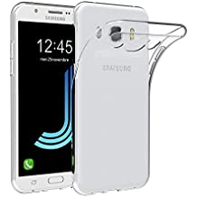 Funda Samsung Galaxy J5 2016, AICEK Transparente Silicona Fundas para Galaxy J5 2016 Carcasa J510FN (5,2 Pulgadas) Silicona Funda Case