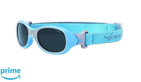 Cebe Chouka 0 To 1 Yrs Kids Sunglasses (raspberry With 1500 Grey Blue Light Lens) uJR71NR