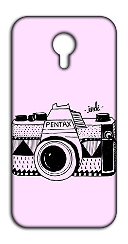 Happoz PENTAX Camera Lenovo Phab2 mobile cover Mobile Phone Back Panel Printed Fancy Pouches Accessories Z991  available at amazon for Rs.499