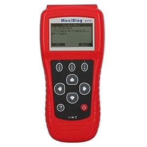 OBD Diagnostic - Code MaxiDiag EU702 OBD2 II Scanner Reader pour Autel
