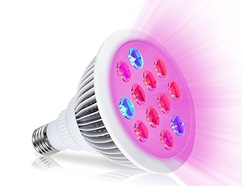 Lumin tekco grow led light luci per piante e w lampada da