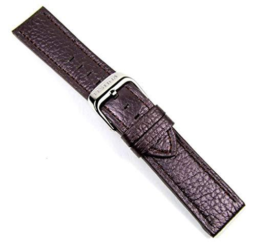 Festina Ersatzband Uhrenarmband Leder 23mm Braun für F16362/E F16362