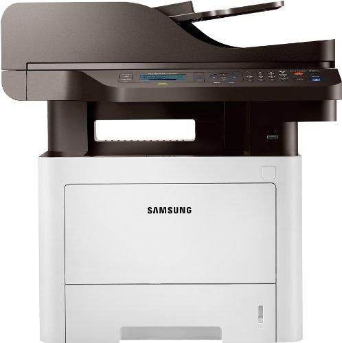 Samsung ProXpress SL-M3875FW/SEE Monolaser-Multifunktionsgerät (mit Mobile-Print via NFC) schwarz/weiß