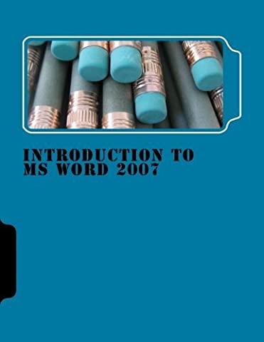 Introduction to MS WORD 2007: An Open Textbook (CC-BY) by the Centre for Educational Technology (MS Office Tutorials) by University of Cape Town (Office 2013 University)