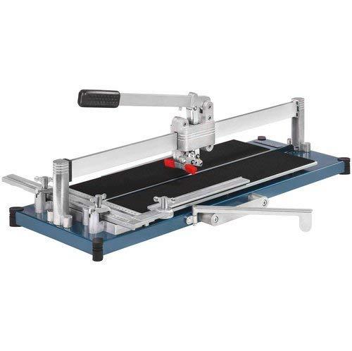 Kaufmann Fliesenschneider TopLine PRO 920 mm Robust Grundplatte aus Stahl 10.845.04