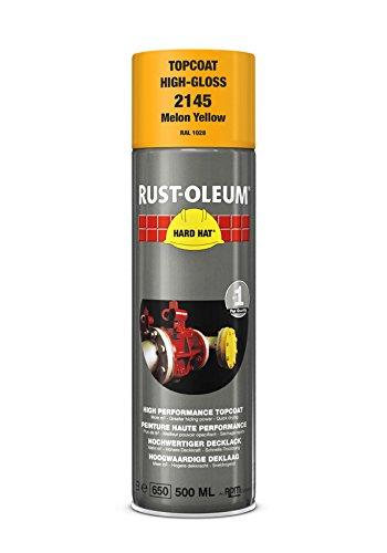 rust-oleum-industrial-melon-yellow-ral-1028-hard-hat-2145-aerosol-spray-500ml-2-pack