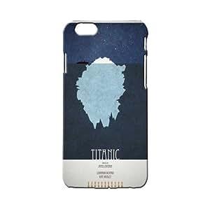 BLUEDIO Designer 3D Printed Back case cover for Apple Iphone 6 Plus / 6S plus - G6919