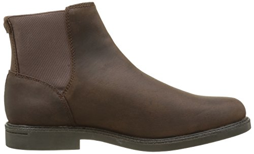 Sebago Herren Turner Chelsea Boots Braun (Dk Brown Leather Wp)