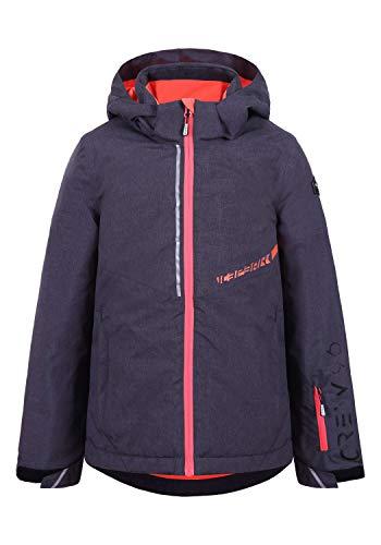 Icepeak Kinder Heta Junior Jacke, Lead-Grey, Size 152 cm