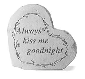Kay Berry 08507 Kleines Herz-Always Kiss Me Goodnight ...