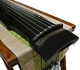 Livello principiante legno di paulonia Guqin Zither cinese strumento 7corde Zhong Ni Style