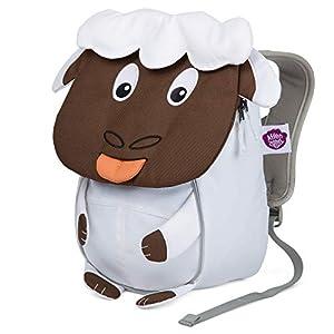Affenzahn Kinderrucksack für 1-3 Jährige im Kindergarten – Schaf