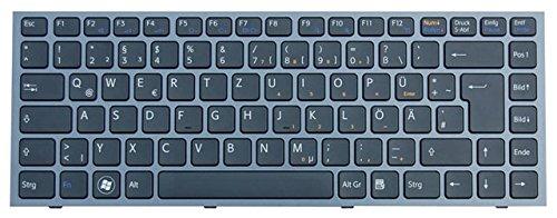 Framed original KeyPad Sony Vaio VPCY11S1E Series DE NEU