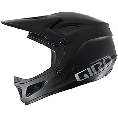 Giro casco CIPHER 2017Matte Black, matte black, L