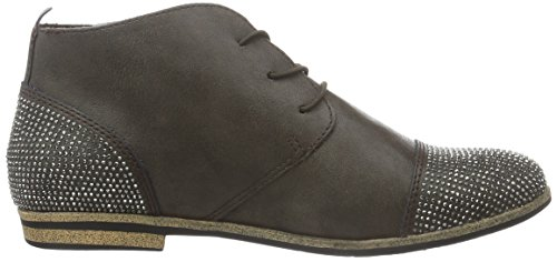 Laufsteg München Damen Hw161001 Chukka Boots Braun (Brown)