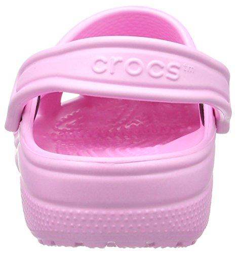 Rosa cravo Unisex Crocs erwachsene Clássico Tamancos wR4pFqI7