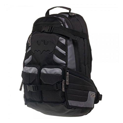 DC Comics Batman Tactical Backpack Black
