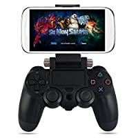 Sliveal Gamepads Ps4 For Xbox One Game Handle Bracket Retractable Bracket